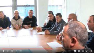 Dispositif vidéo d'accompagnement en ressources humaines et prévention des risques