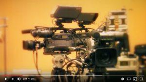 Logistique audiovisuelle de séminaires et captation vidéo